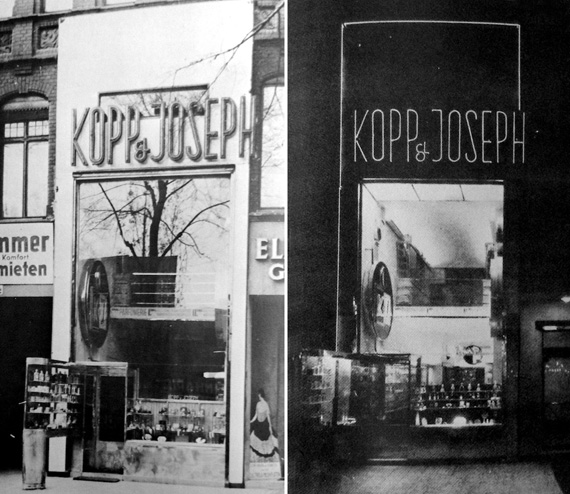 two views of Kopp & Joseph
