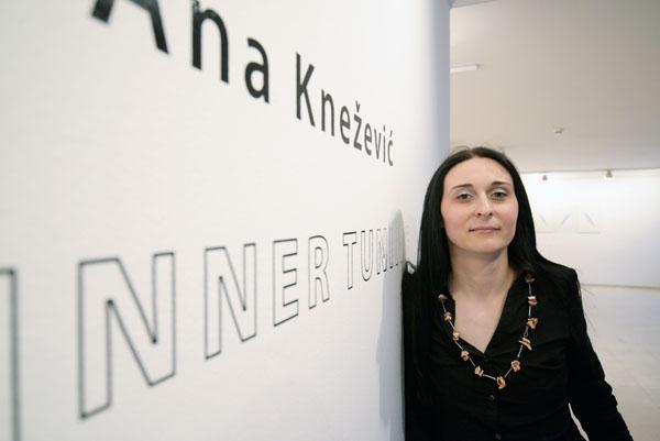 Ana Knežević, fotografija © Aleksandrija Ajduković
